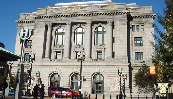 rhode island federal courthouse building