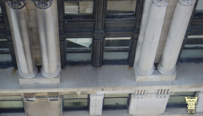 Commerce Bank Slater Building Fa 231 Ade Restoration