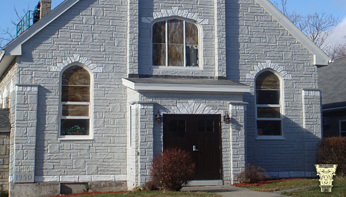 First Nazarene Church Building Restoration